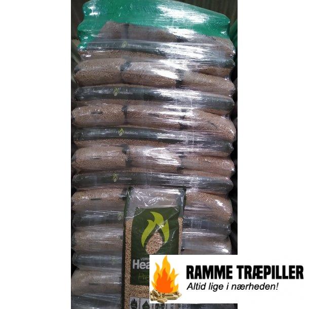 Heatlets Premium 6 mm 60 stk. á 15 kg. 900 kg.