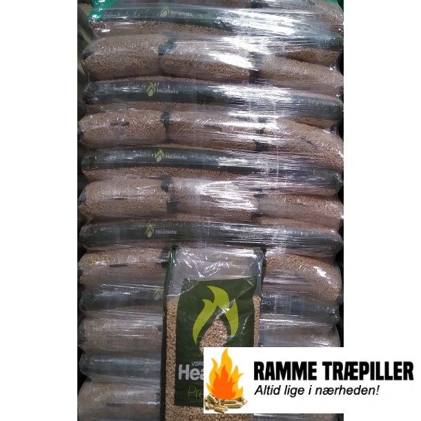 Heatlets Premium 8 mm 60 stk. á 15 kg. 900 kg.