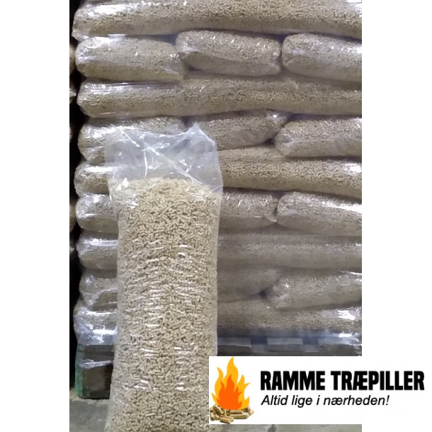 Ramme Pillen 6 mm 56 stk. á 16 kg. 896 kg.